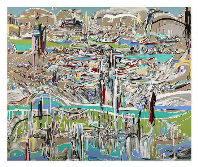 , 'Mindscape 8,' 2017, C24 Gallery