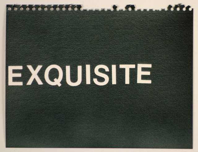 , 'Exquisite (black),' , Rodolphe Janssen