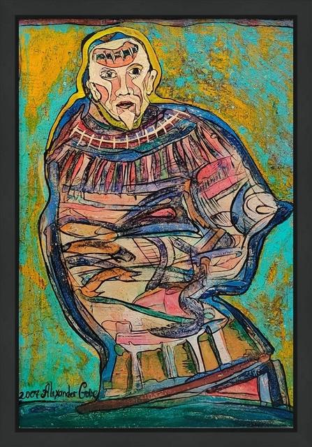 Alexander Gore, 'MEETING THE JUDGER', 2007, Gallery Art