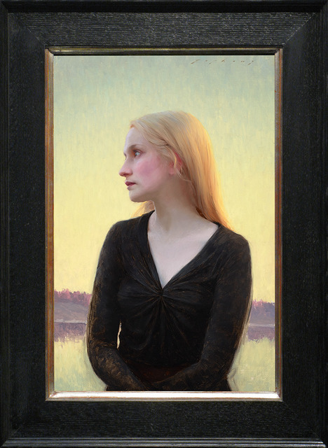 , 'Sofie at Dusk,' 2013, ARCADIA CONTEMPORARY