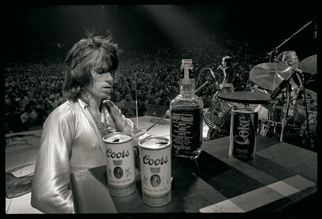 Ethan Russell, 'Keith Richards with Jack and Coors, 1972', 1972, TASCHEN