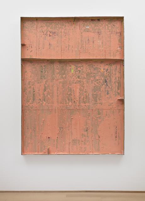 , 'Construcción pictórica #24w,' 2017, Alexander and Bonin