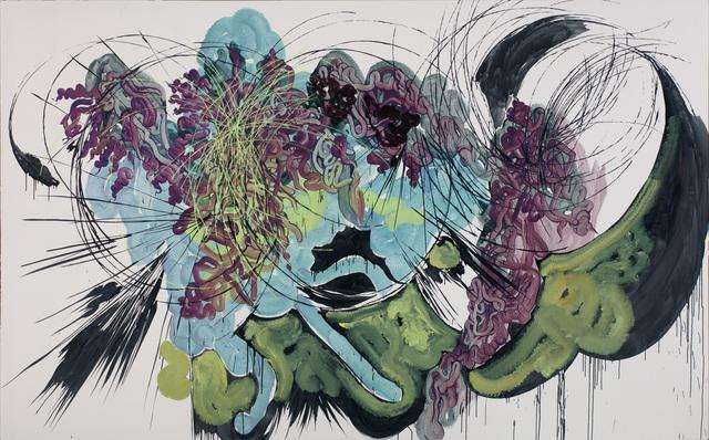 , 'Felted metagalaxy,' 2016, Regina Gallery