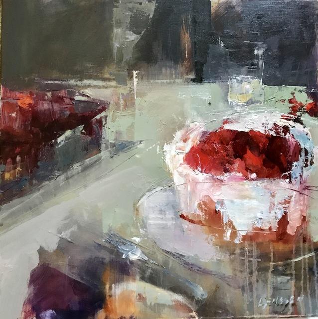 Georganna Lenssen, 'Tablescape', 2017, J. Cacciola Gallery
