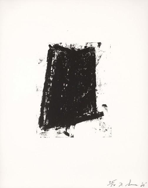 , 'Sketch #5,' 1981, Galerie Raphael