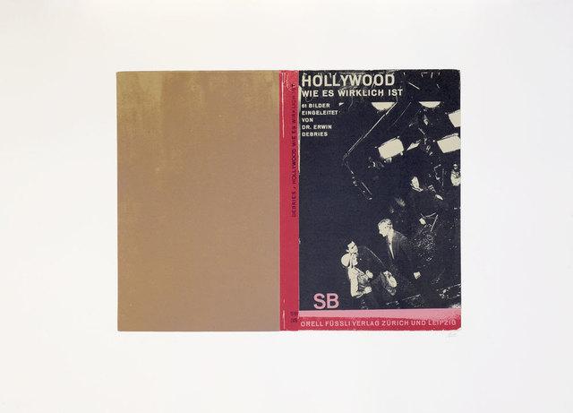 R. B. Kitaj, 'Hollywood, wie es wirklich ist', 1969, Print, Screenprint, Goldmark Gallery