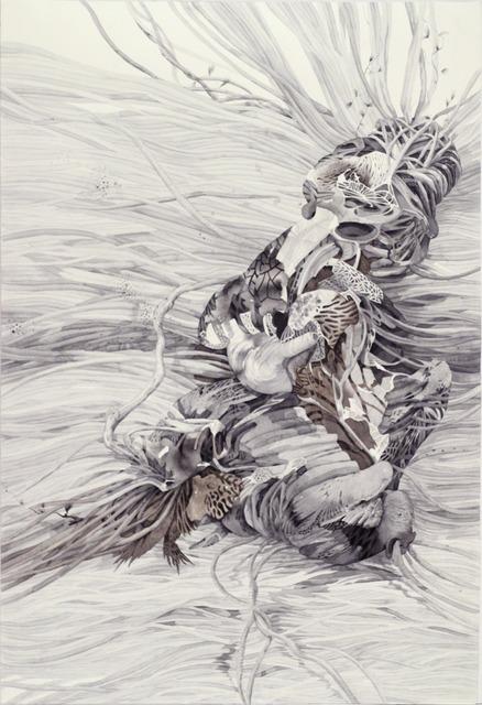 , 'Chrysalis,' 2013, Pierogi