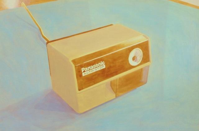 , 'Panasonic KP - 110S,' 2013, Peter Robertson Gallery