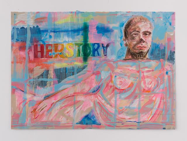 , 'Herstory (Stella bella),' 2018, BWA Warszawa