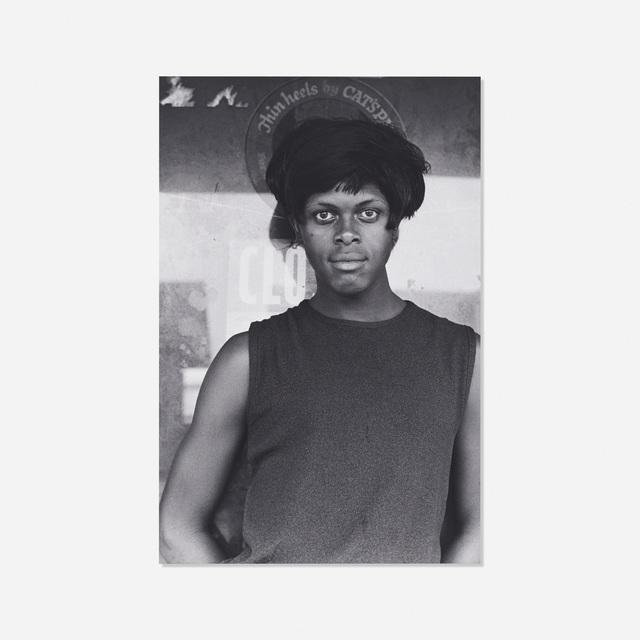 Duane Michals, 'Roberta', 1967, Wright