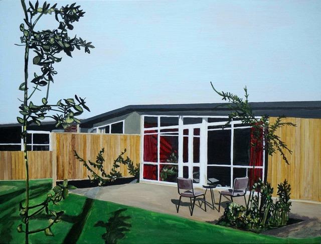 , 'Kump House,' 2016, Galleri Christoffer Egelund