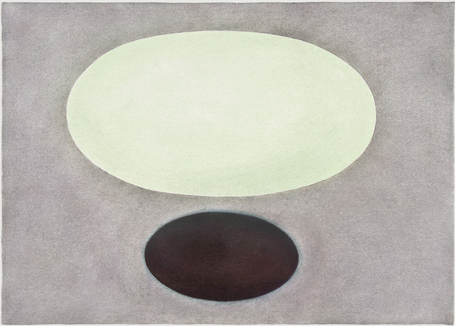 , 'Ellipse of Shadow,' 2015, Häusler Contemporary