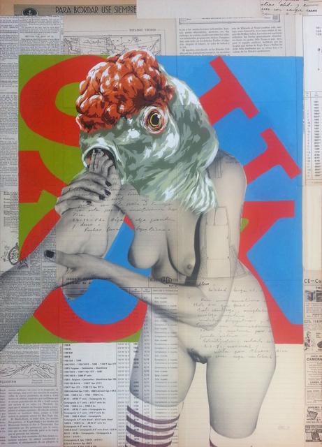, 'Suck,' 2014, Galerie SOON