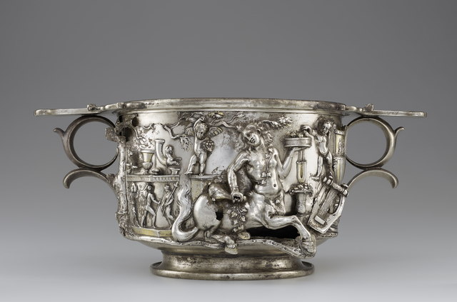 , 'Cup with Centaurs,' 1-100, Legion of Honor