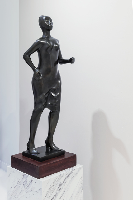 , 'Stepping Out,' 1987, Burning in Water
