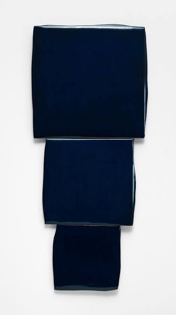 Mary Heilmann, 'Descending Squares (No.4)', 2018, Carolina Nitsch Contemporary Art