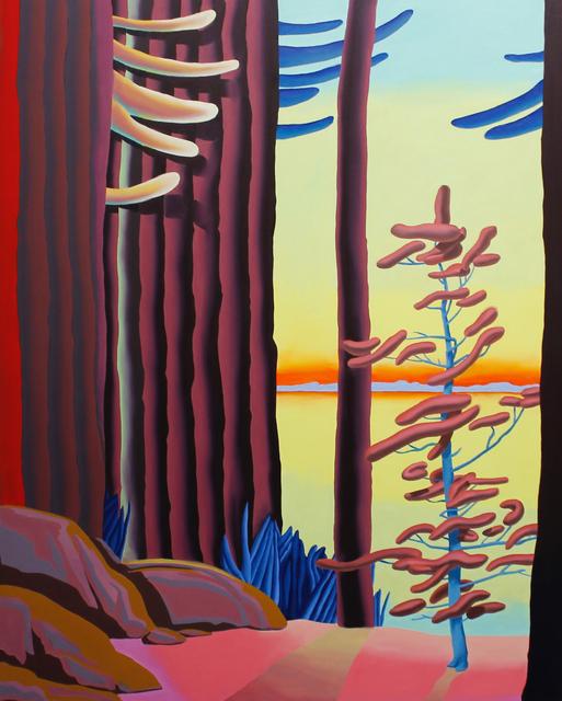 , 'a dark ecology,' 2019, Asya Geisberg Gallery