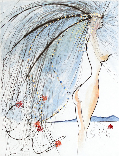 Salvador Dalí, 'Individual Diane De Poitiers', Winn Slavin Fine Art