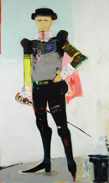 , 'To Serve and Protect,' 2016, Sopa Fine Arts