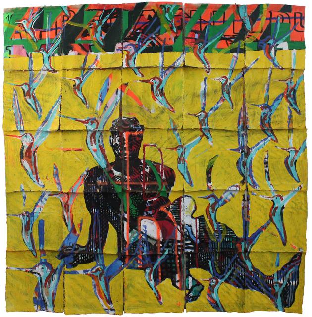 , 'R,' 2015, Tiwani Contemporary