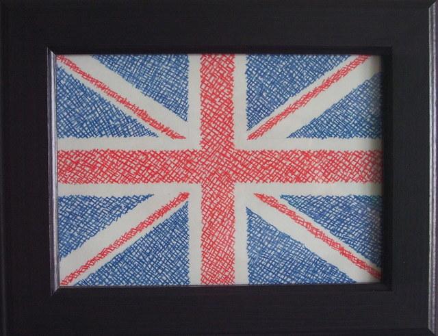 , 'United Kingdom,' 2014, Amos Eno Gallery