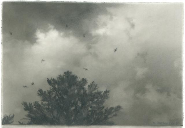 , 'Flock, Pine 2,' 2015, DANESE/COREY