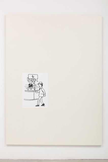 , 'Untitled (bar),' 2014, Vilma Gold