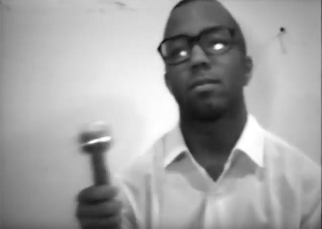 Devin Kenny, 'Devin KKenny as Auerbach Muzik - Red Dot from Studio Workout Vol. 2', 2011, MARTOS GALLERY