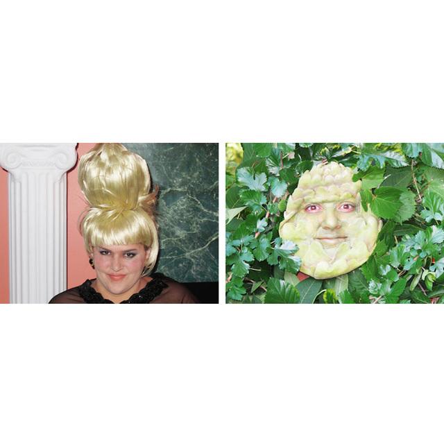 , 'Self-Portrait as Ivana Trump/Self-Portrait as An Artichoke in Ivana's Hair Totally Looks Like An Artichoke by catlovre2008 ,' 2012, Adam Parker Smith
