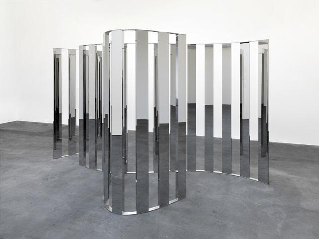 , 'Double Sine Curve,' 2016, Galleri Nicolai Wallner