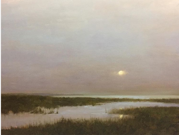 , 'Parting Gleam,' , Addison Art Gallery