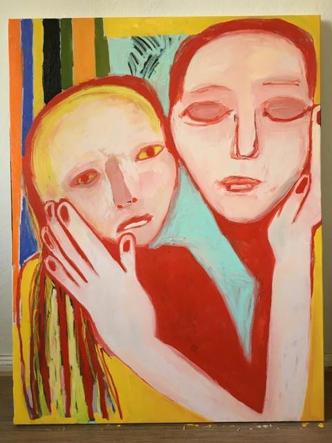 , 'Heart Headed,' 2017, Galerie Kornfeld