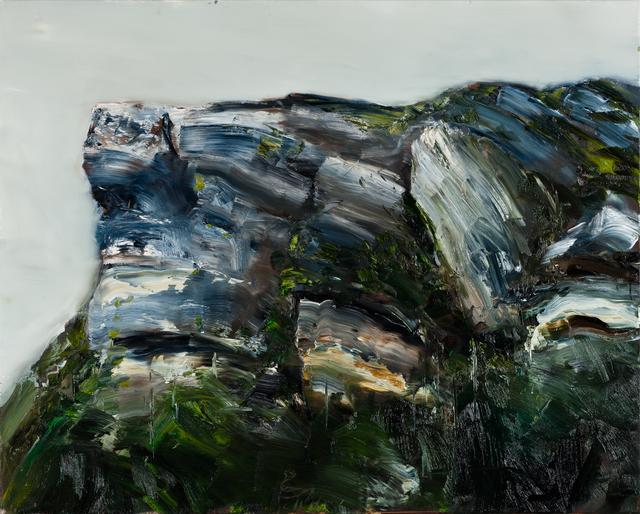 , 'Rock Face, Strathgordon #3,' 2017, Piermarq