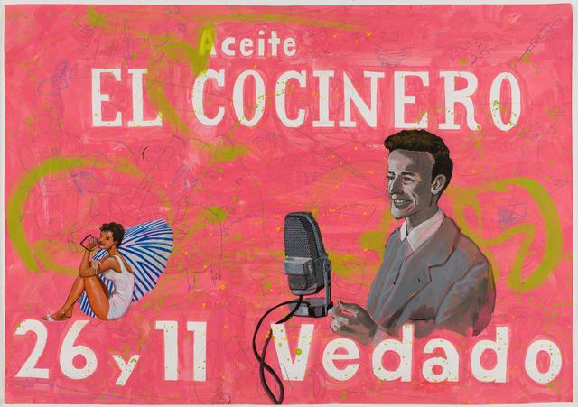 , 'Vedado (No. 5),' 2006, Track 16 Gallery