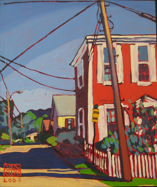 , 'Down Bangs St.,' 2008, Carrie Haddad Gallery