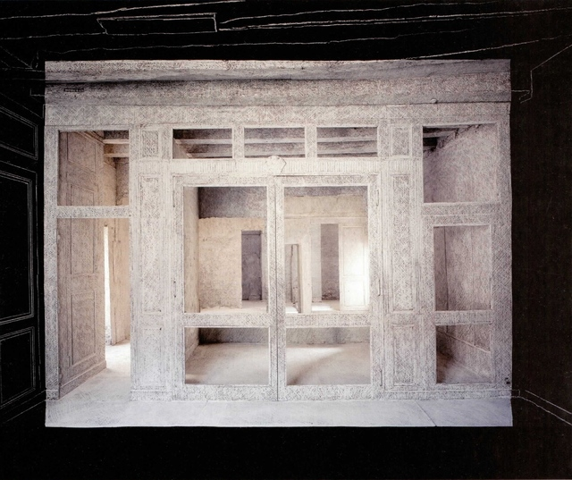 Georges Rousse, 'Châtellerault', 1996, Photography, Cibachrome, Wilde