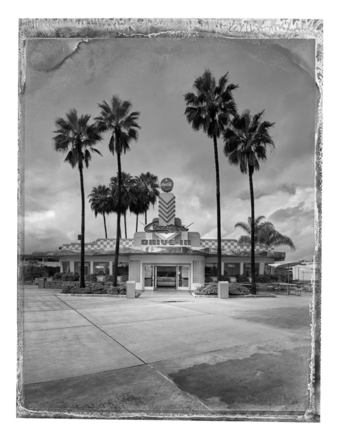 Christopher Thomas, 'Costers Drive-In II, Knott's Berry Farm, Buena Park', 2017, Hamiltons Gallery