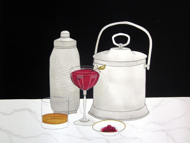 , 'Cocktails,' 2012, Rena Bransten Gallery