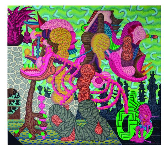 , 'Kashmir,' 2014, Osage Gallery