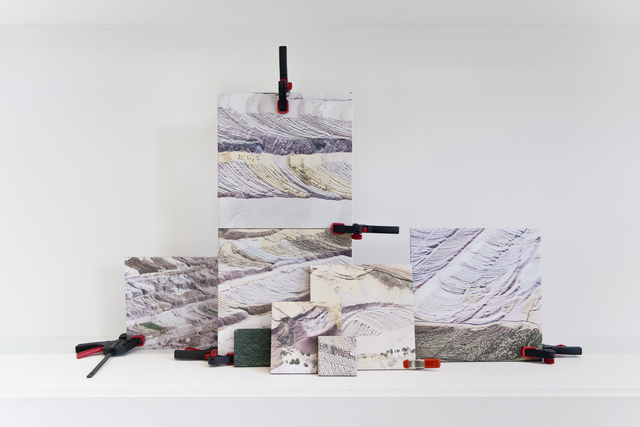 Andrea Acosta, 'REHEARSALS FOR A TRANSFORMING LANDSCAPE - INSTALLATION II', 2019, REITER