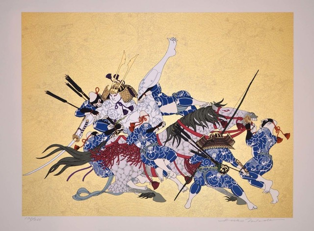 , 'Death of Kiso Yoshinaka,' 1985-1999, Ronin Gallery