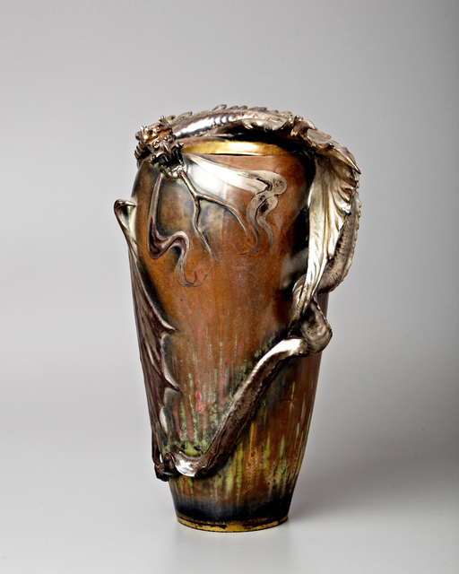 , 'Eastern Dragon Vase,' ca. 1900, Jason Jacques Gallery