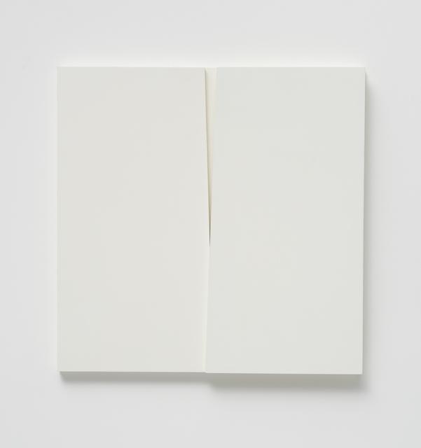 , 'Placas XV (Múltiplo 47),' 1981, Casa Triângulo