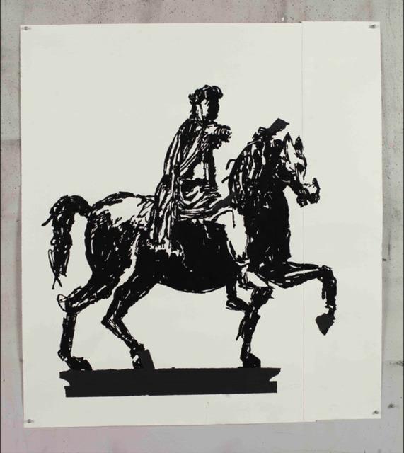, 'Marcus Aurelius II,' 2016, Lia Rumma