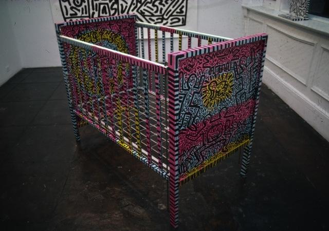 , 'Crib,' 1981, Hal Bromm