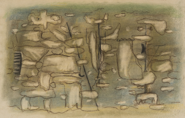 , 'Metamorphose II (Metamorphosis II),' 1949, Galerie Klaus Gerrit Friese