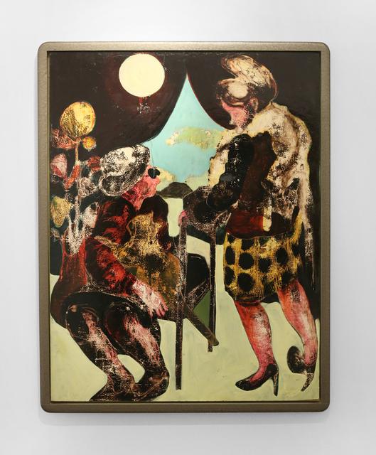 , 'o.T.,' 2013, galerie burster