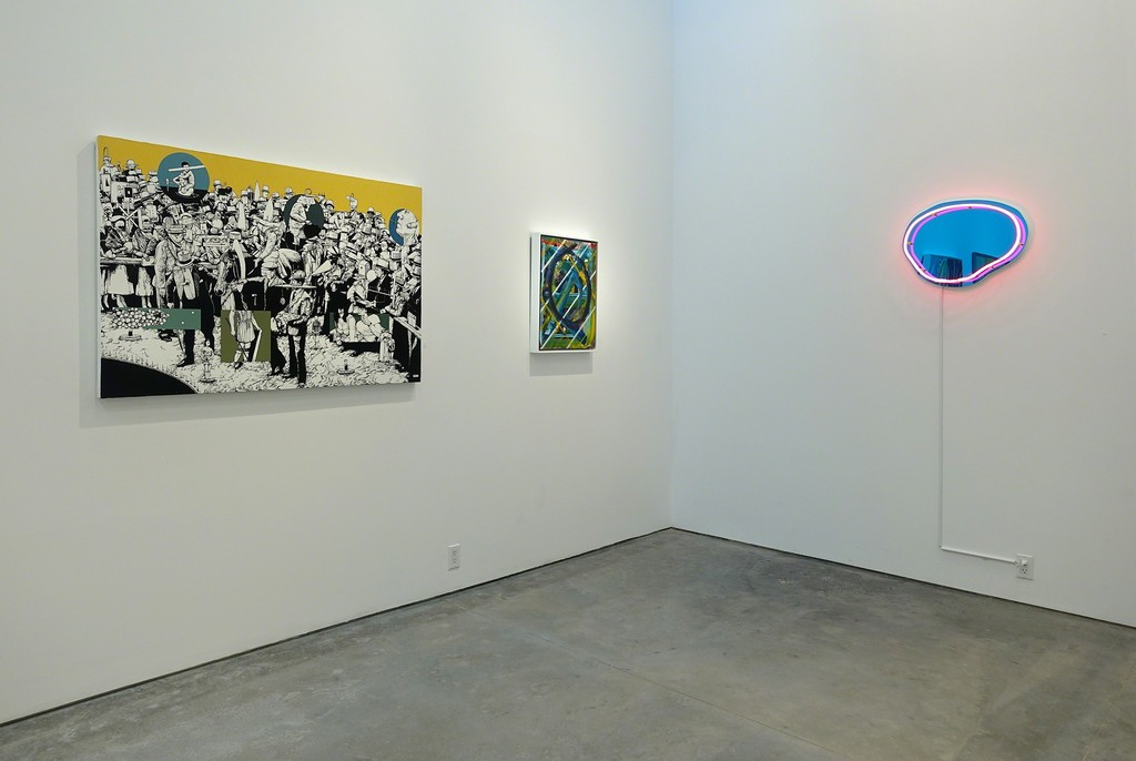Installation view: Selections from our Contemporary Collection