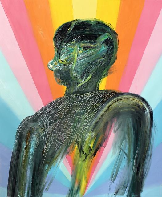 , 'Imbrunire,' 2014, Nora Fisch
