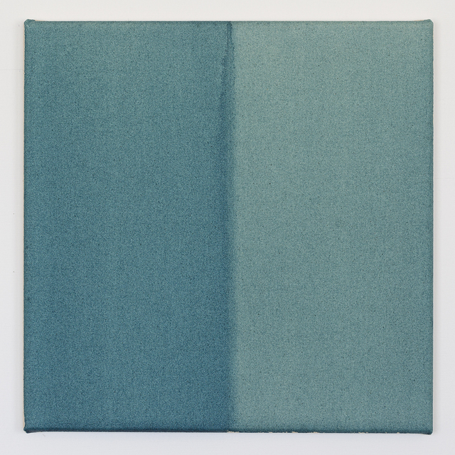 , 'Half Blue ,' 2015, Two Rooms